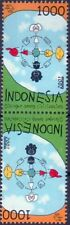 2001 Dialogue among civilizations - Indonesia - pair t-b