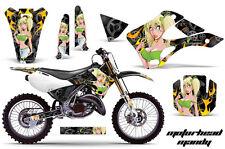 KAWASAKI KX 125/250 Graphic Kit AMR Racing Decal Sticker Part KX125/250 99-02 MM