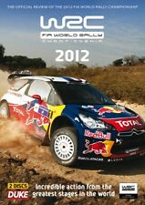 World Rally Championship - Official review 2012 (New 2 DVD set) WRC Rallying
