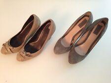 Lot 2 Paires De Chaussures Femme ZARA T 37