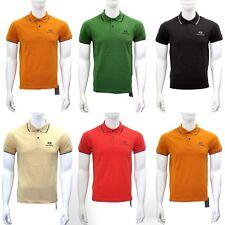 NWT Armani Exchange AX Men's Collar Neck T-Shirt 100% Cotton Size S M L XL 2XL