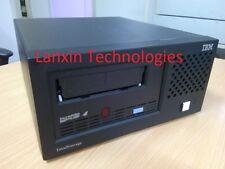 IBM 3580-L43 LVD TABLE TOP TAPE DRIVE LTO4 95P5011 95P4400