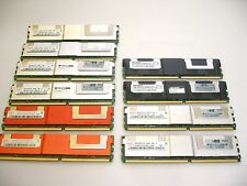 HP Server RAM 15GB (10 Module) PC2-5300F DDR2-667