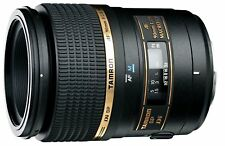 TAMRON single focus macro lens SP AF 90mm F 2.8 Di MACRO 1:1 full size for Canon
