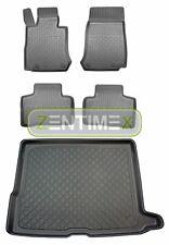 Z330493 SET Kofferraumwanne Gummifußmatten für Mercedes GLC-Klasse AMG Line X253