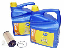 VW CRAFTER 2.5 TDi 2006-2010 OIL FILTER & 10L 5W30 FULLY SYNTHETIC ENGINE OIL