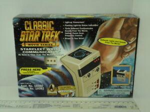 1996 * Star Trek * Starfleet Wrist Communicator * Movie Series * NEU & OVP