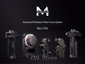 TILTA WLC-T03 Nucleus-M Wireless Follow Focus Lens Control System free shipping