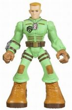 GI Joe Tough Troopers Conrad Duke Action Figure Sounds