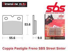 506LS - CP Pastiglie Freno Posteriori SBS Sinter per LAVERDA RGS 1000 dal 1983 >