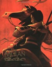 Disney Editions Deluxe (Film): The Art of Mulan by Jeff Kurtti (1998, Hardcover)