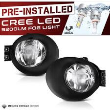 [Built-In LED] 02-08 Dodge Ram 1500 2500 3500 Bumper Fog Lights Pair Right Left