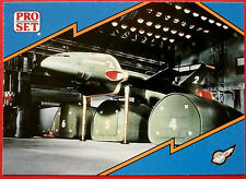 Thunderbirds PRO SET - Card #021, Thunderbird 2 - THE PODS - Pro Set