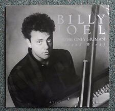"Billy Joel ‎– You're Only Human (Second Wind).( 12"" Vinyl Single)  EX"