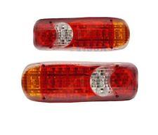 luces traseras de hierro neto indican l/ámpara Luz para remolque de LED faro trasero de coche luces de freno 2 unidades de 40 LED