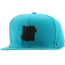 Undefeated 5 Strike Snapback Cap (turquoise)