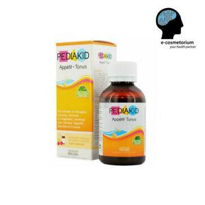 PEDIAKID APPETIT TONUS 125ml Stimulate Appetite & Weight Gain; Vitamin C; KIDS