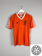 HOLLAND 85/88 Home Football Shirt (M) Soccer Jersey Adidas