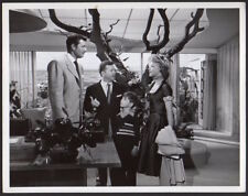 James Craig MICKEY ROONEY Tommy Rettig SALLY FORREST Vint Orig Photo THE STRIP