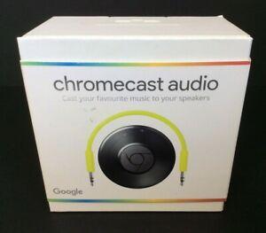 Google Chromecast Audio Media Streamer IL