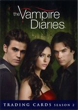 Vampire Diaries Season Two P1 Promo Card