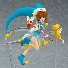 Cardcaptor Sakura FigFIX008 Battle Costume Ver. PVC Figure With Retail Box