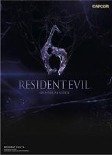 Ito, Noriomi : Resident Evil 6: Graphical Guide