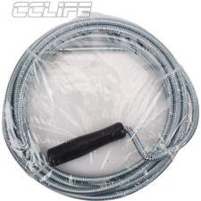 Rohrreinigungsspirale Rohrspirale Rohrreinigungswelle 5M Abflussreiniger Set