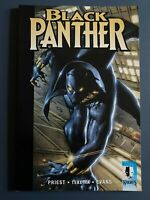 Black Panther Marvel Knights The Client tpb (Brand New, Unread, NM)