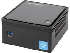 GIGABYTE BRIX GB-BXBT-2807 Black Mini-PC Barebone