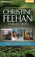 Christine Feehan 3-In-1 Collection: Wild Rain (#2), Burning Wild (#3), Wild Fire