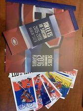 Montreal Canadiens Season Tickets Booklets 2015-16 +Playoffs +Separated Tickets