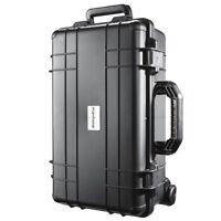 mantona Outdoor Trolley Camera Case Hardcase waterproof