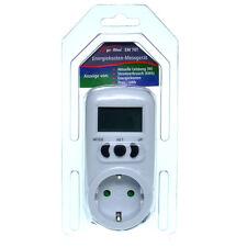 Energiekosten - Messgerät Stromkosten Stromverbrauch Messer