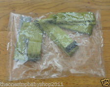 GENUINE Mamas and Papas BUD LIME SECURING CHAIR STRAPS NEW