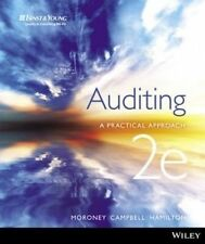 Auditing a Practical Approach 2E Wiley E-text Powered By Vitalsource with Istudy