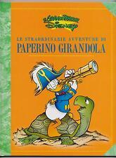 LE GRANDI PARODIE DISNEY N.33 PAPERINO GIRANDOLA saturnino farandola 1995 robida