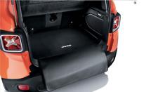 Jeep Renegade Kofferraummatte mit Jeep-Logo