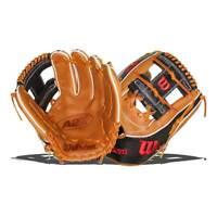 "2021 Wilson A2K 11.75"" Baseball Infield Glove Brown Right Hand Throw WBW100060"