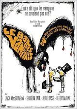 FEARLESS VAMPIRE KILLERS (Jack MacGowran) -  DVD - PAL Region 2 - New