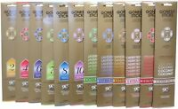Gonesh Extra Rich pack of 20 count incense sticks Mix n Match MADE IN THE USA
