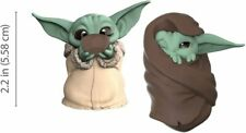 PREORDER Star Wars The Child Baby Yoda 2 Pack Figures Sipping Soup Blanket Wrap