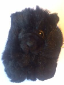 Vintage SHADOW the cat Plush Puffkin  SWIBCO NWT
