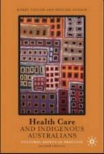 Used Book:  Health Care and Indigenous Australians