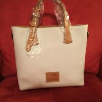 Dooney and Bourke handbag NWT   Emily Shoulder bag Designer Purse Bag  White