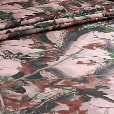 Brittanys Woods Twin Sheet Set Pink Camo Camouflage Remington
