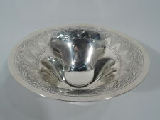 Tiffany Bowl - 20448A - Antique Art Deco Centerpiece  American Sterling Silver