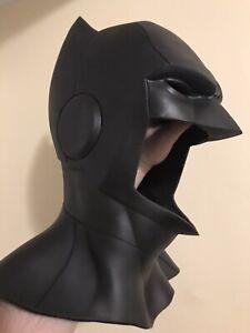 Batman Cosplay Cowl, Telltale Games Inspired