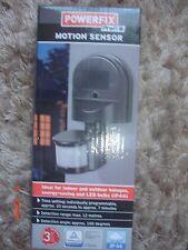 POWERFIX  Motion Sensor for Home & Garden Security