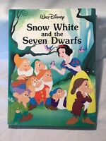 Snow White and the Seven Dwarfs - Picture Book (Hardcover, 1986) - Vintage - DIS